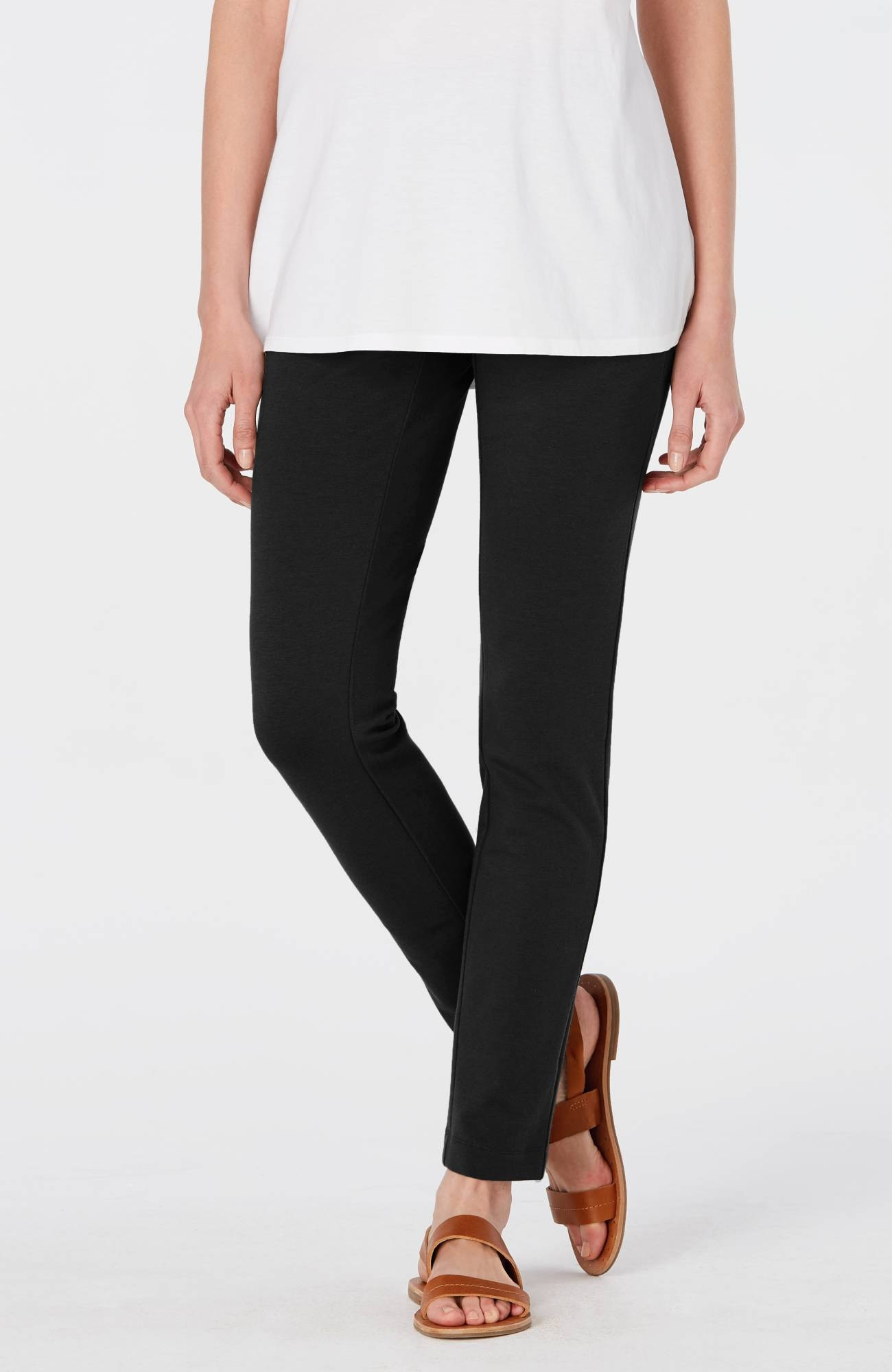 Pure Jill tapered pants