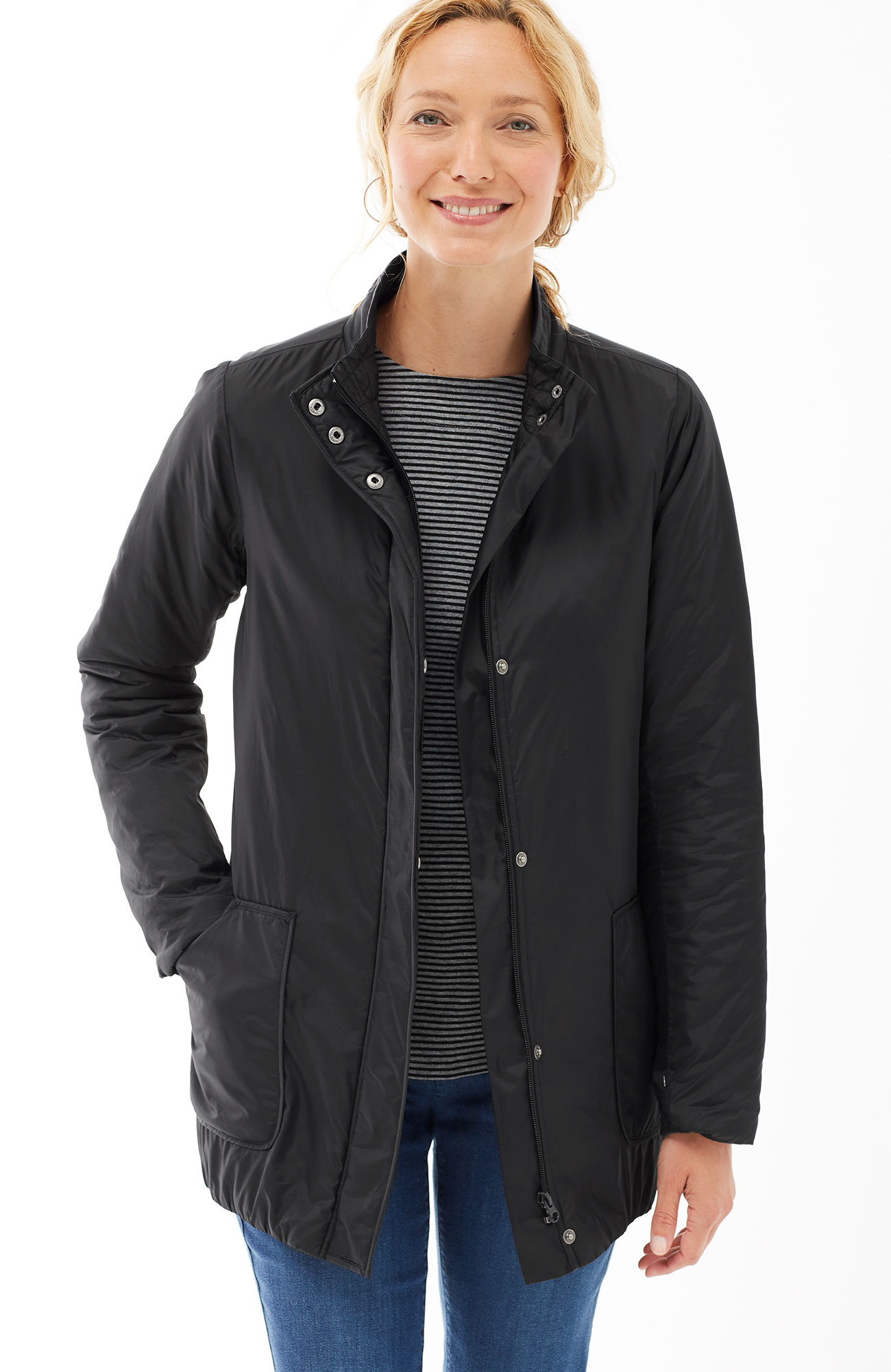 Easton quilt-lined jacket