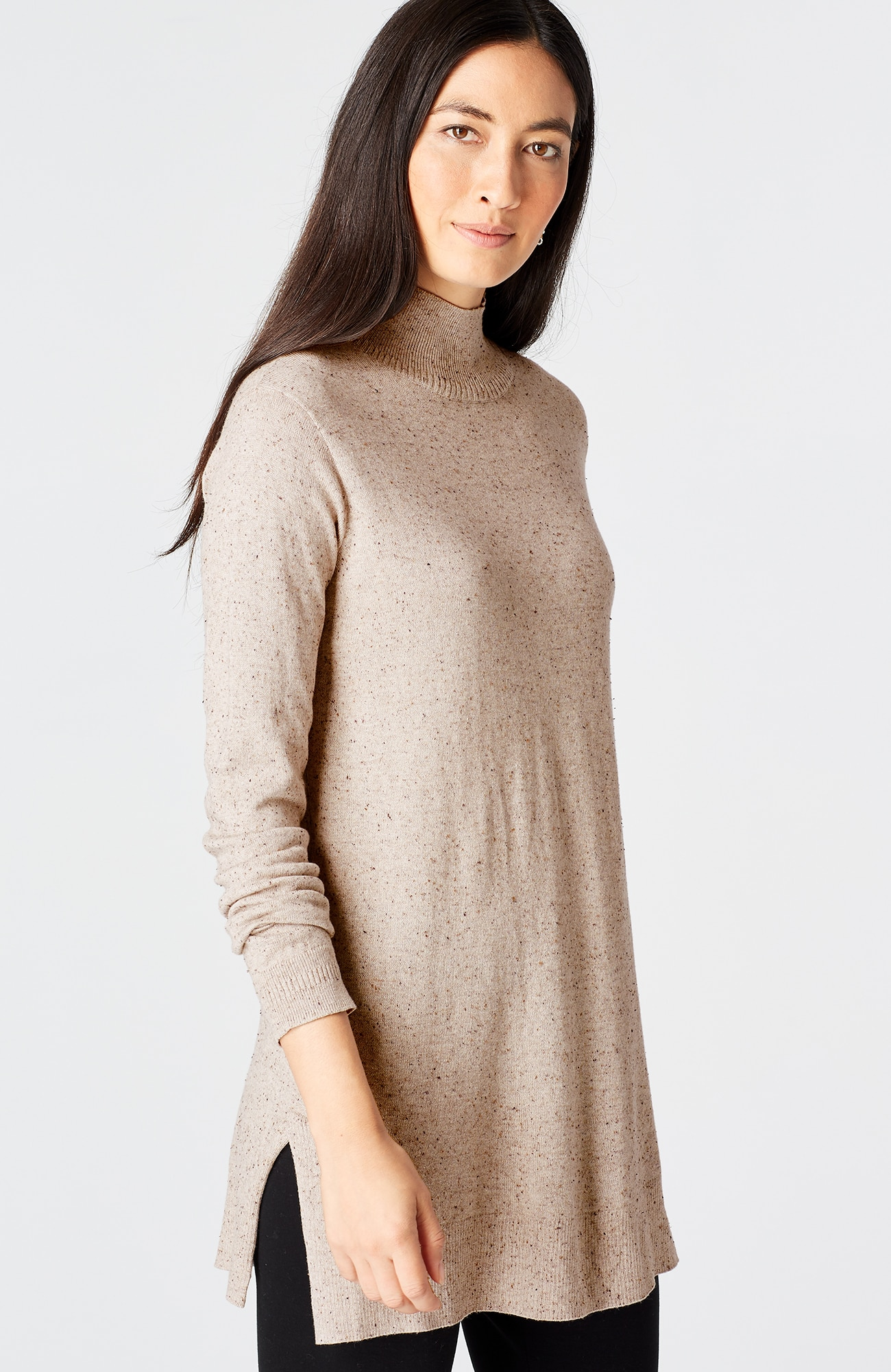 ultrasoft sweater tunic
