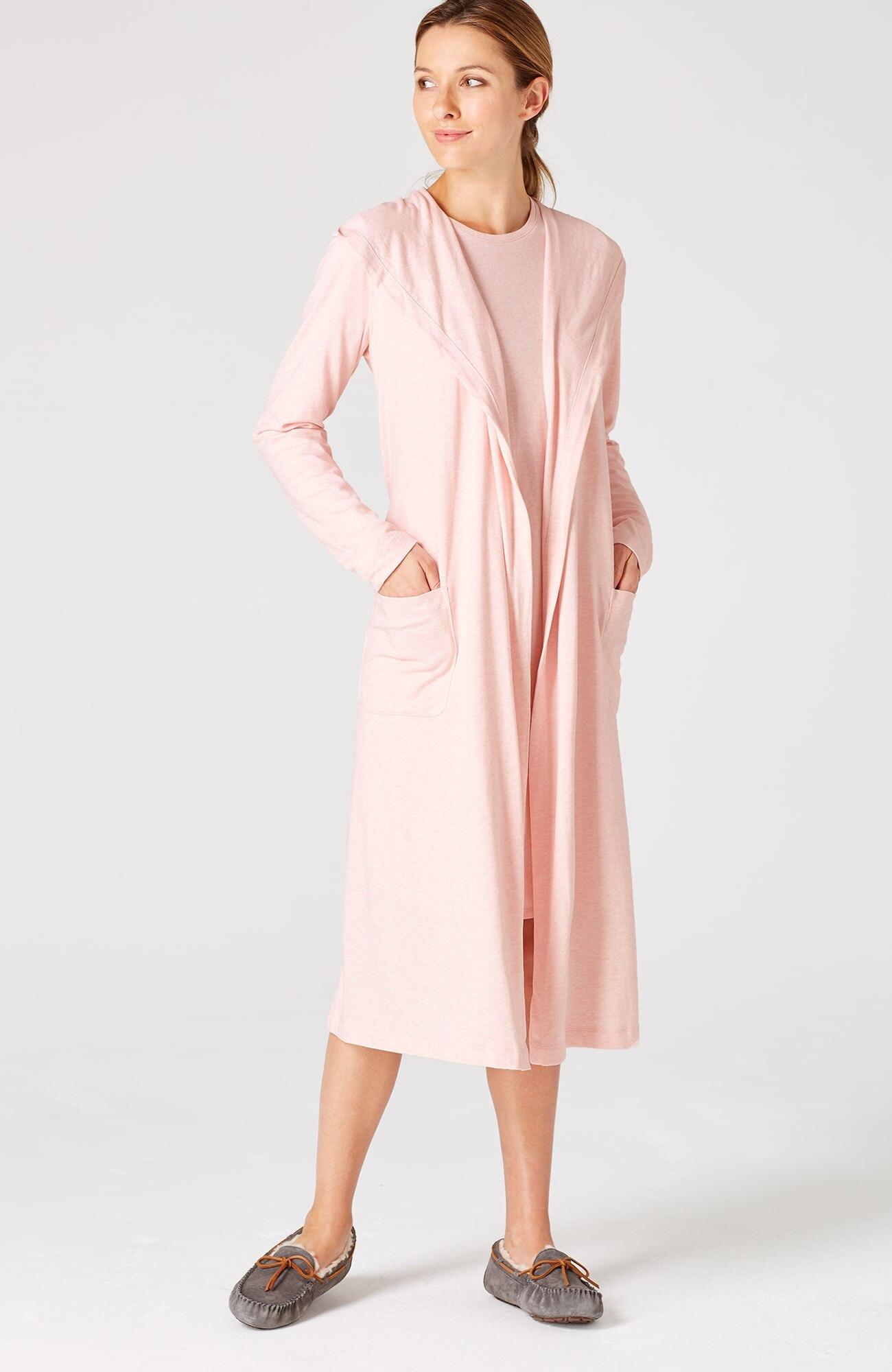 Pure Jill Sleep Sueded Robe