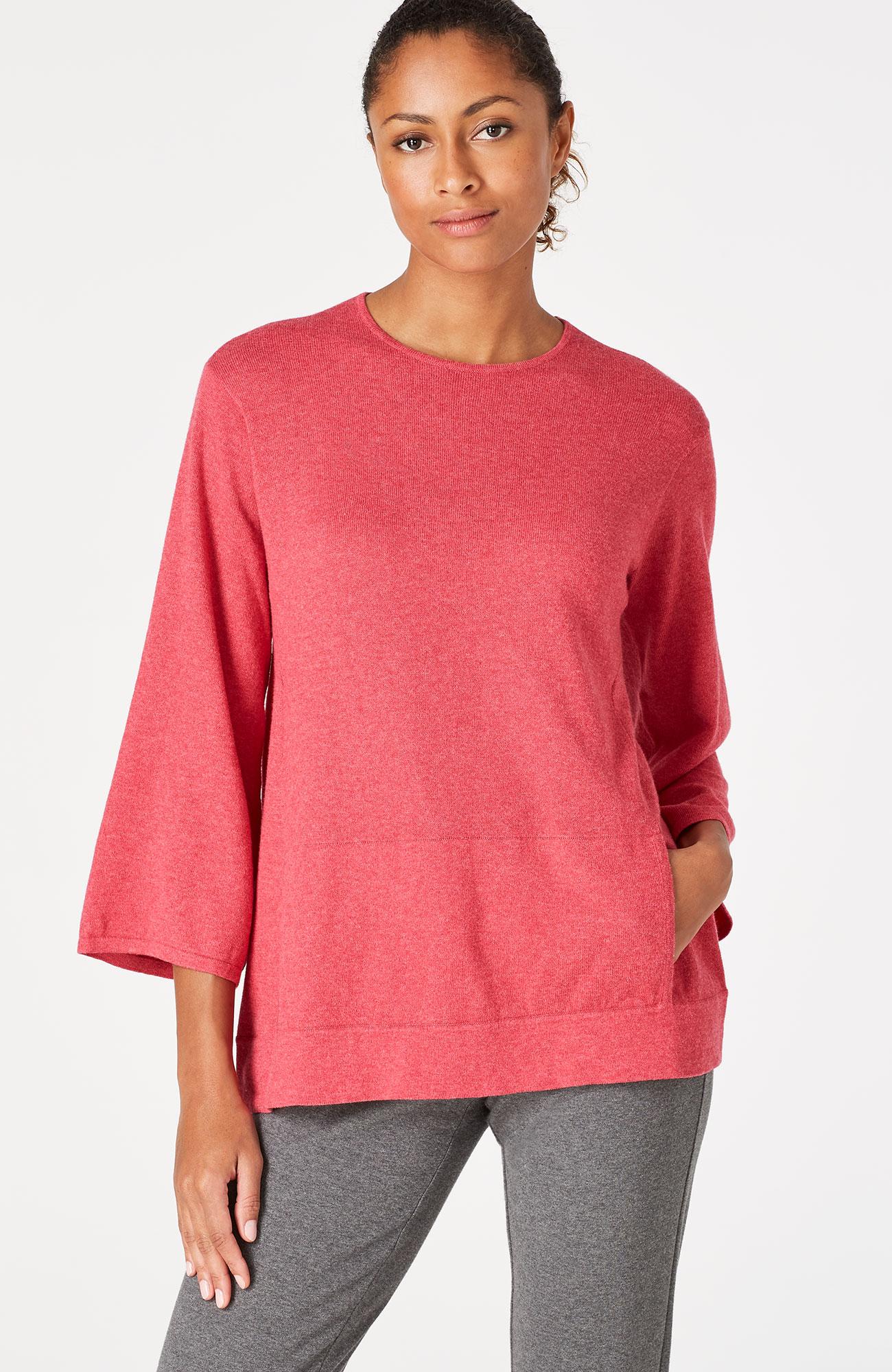 Pure Jill refined comfort pullover