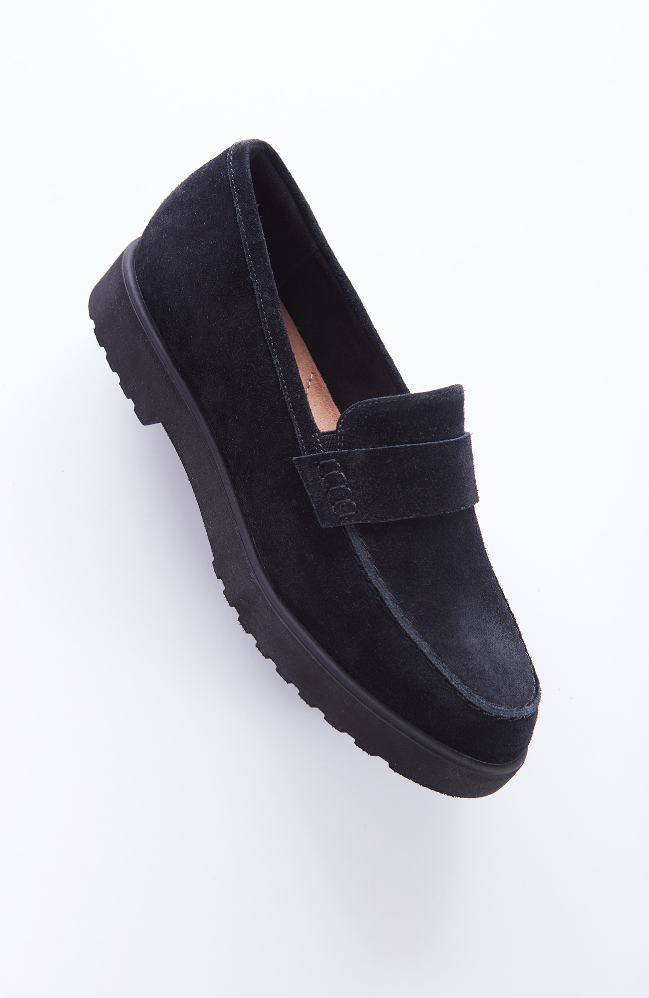 Clarks® Bellevue loafers