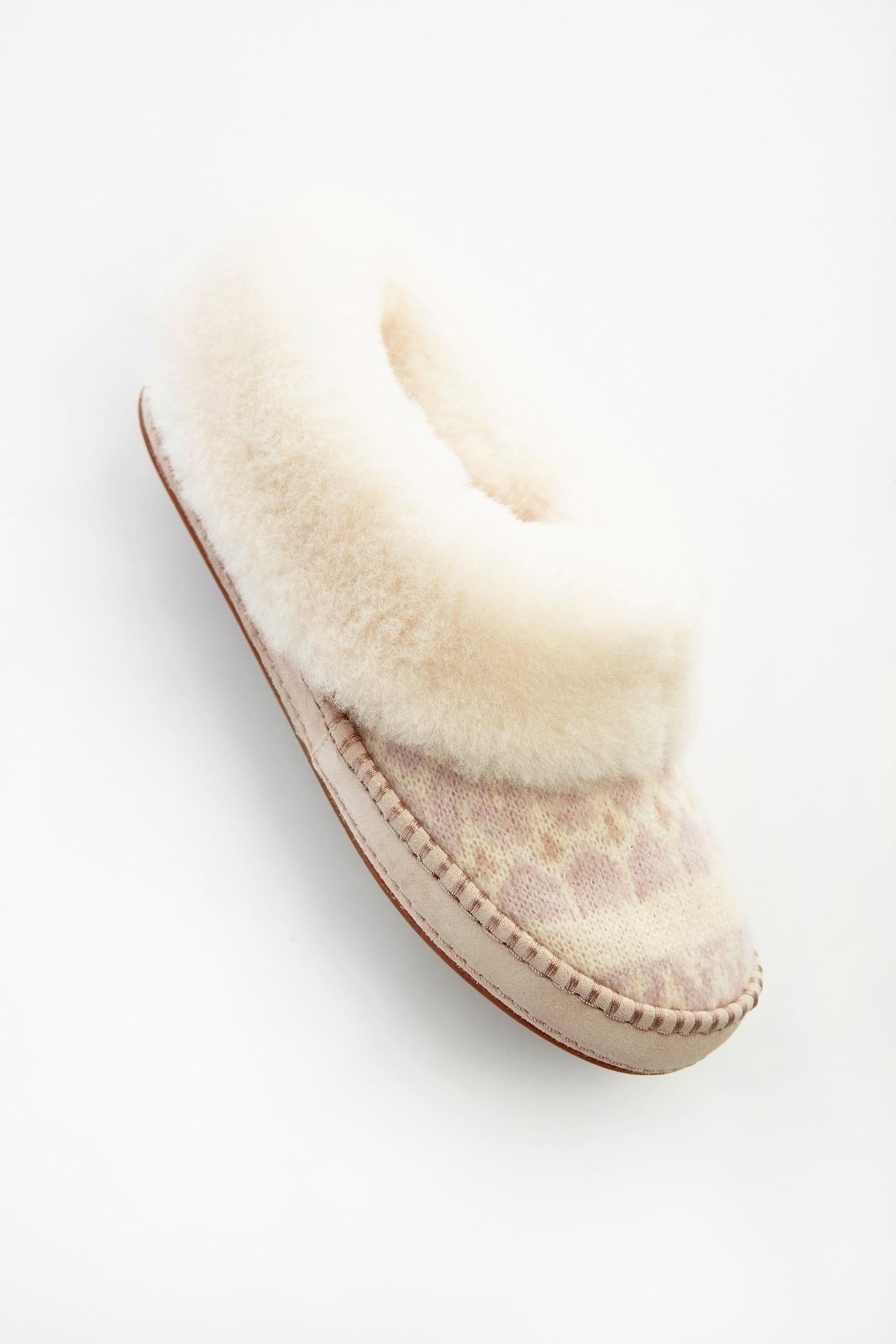 UGG® Wrin Icelandic slippers