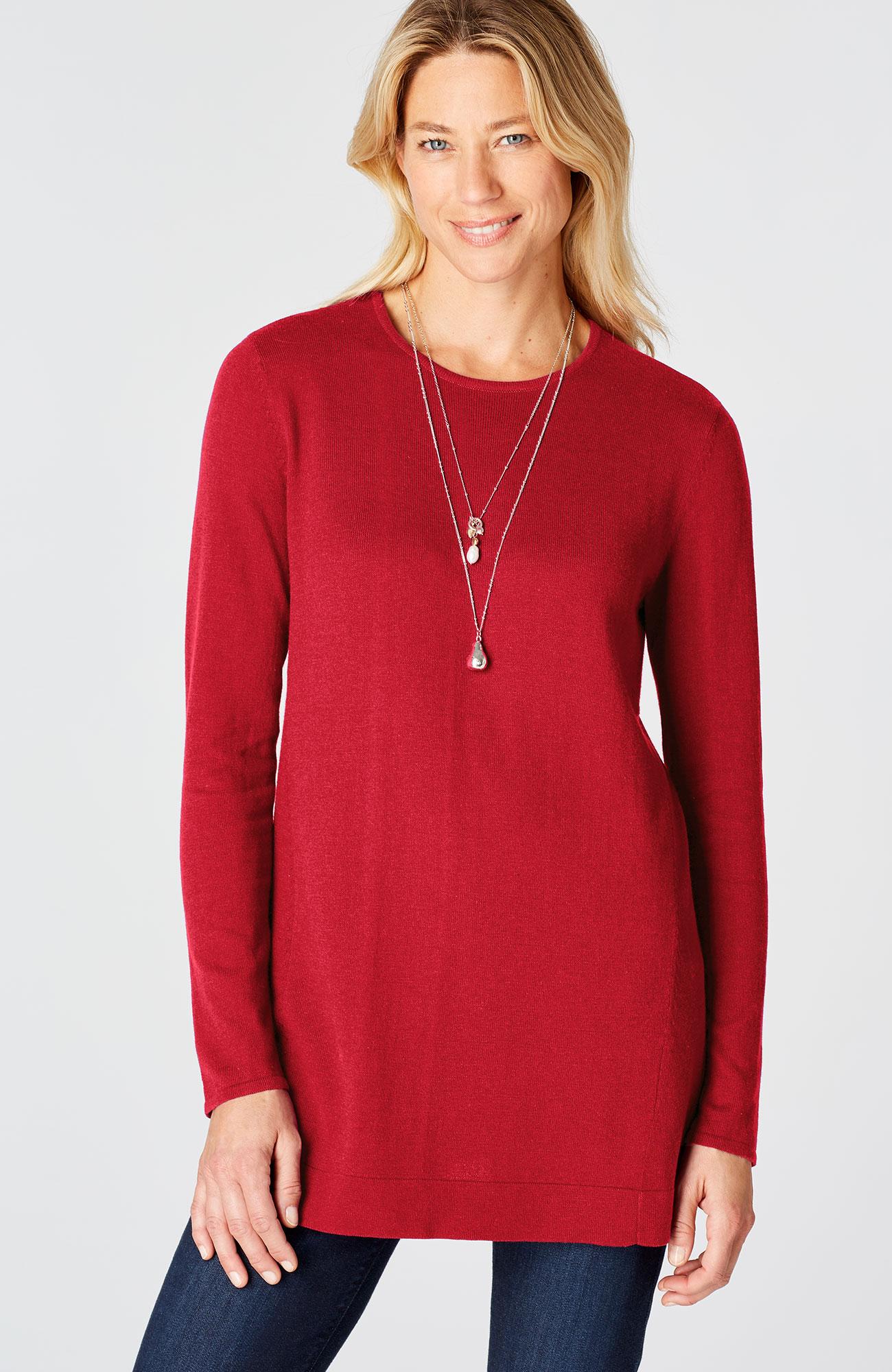 Sophia A-line pullover