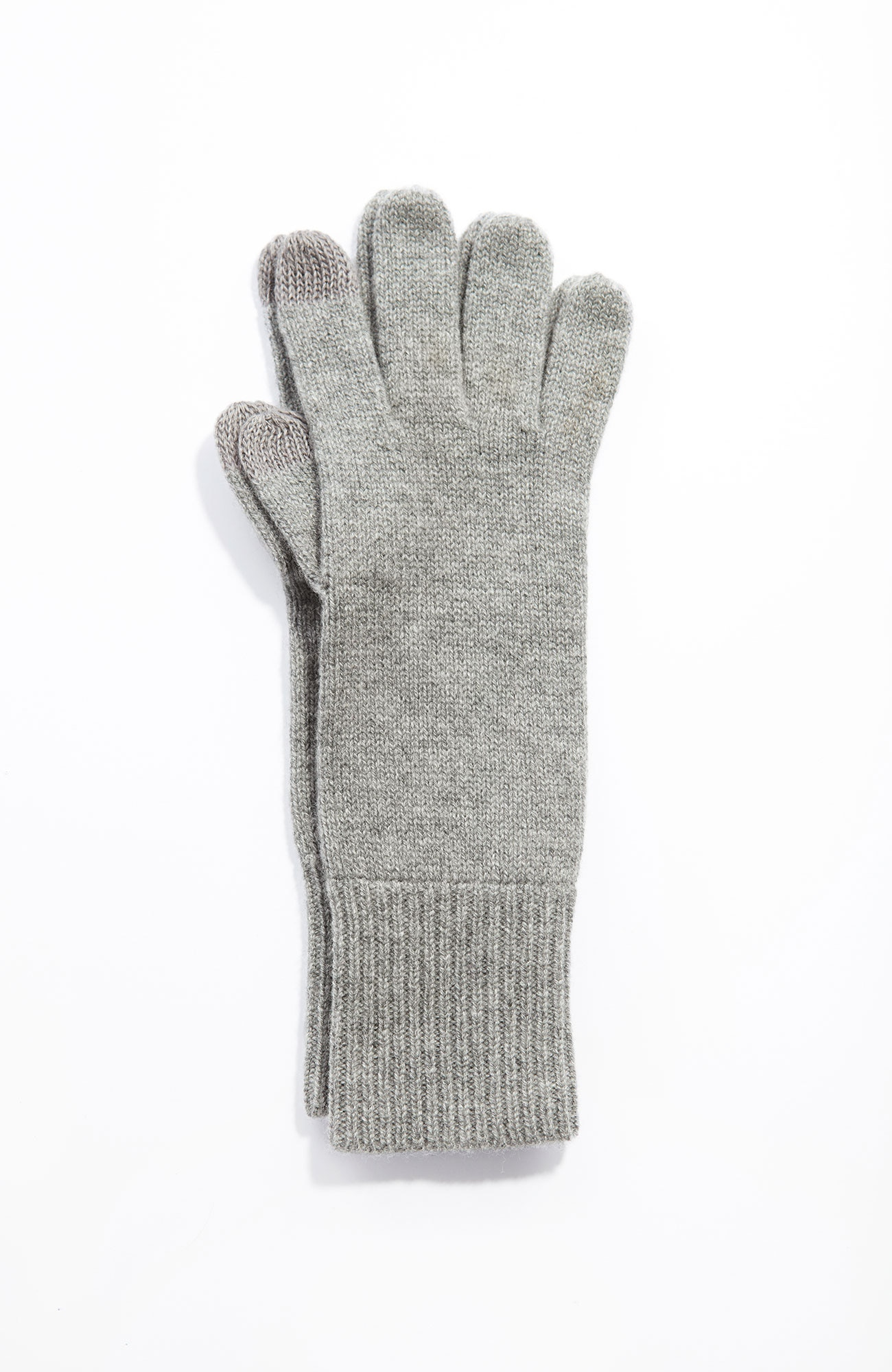 luxe wool & cashmere smart gloves