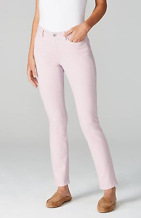 Image for Authentic Fit Slim-Leg Jeans