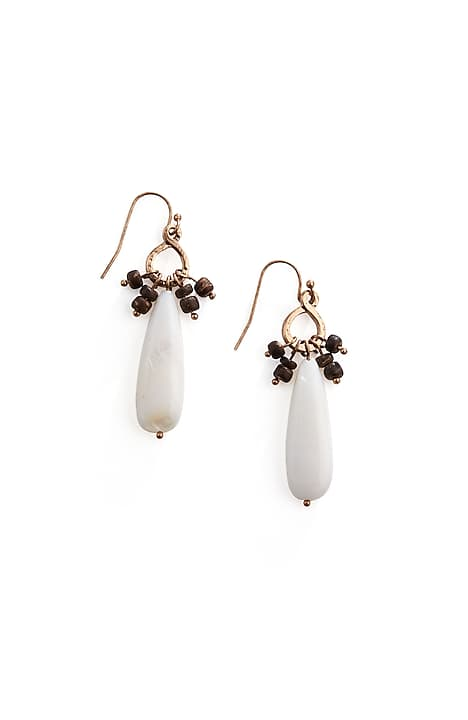 Collected Shells Drop Earrings | Tuggl