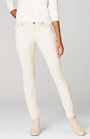 Side Image for Authentic Fit Velveteen Jeans