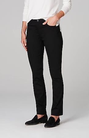Product Image for High-Rise Straight-Leg Jeans