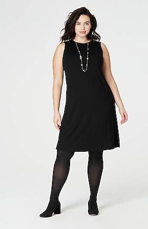 47e9da0b0bf77 Product Image Quick Look for Wearever Pleat-Back Sleeveless Dress