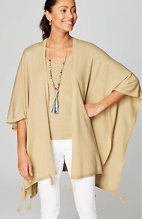 91f4eb216 Ponchos & Wraps for Women | J.Jill