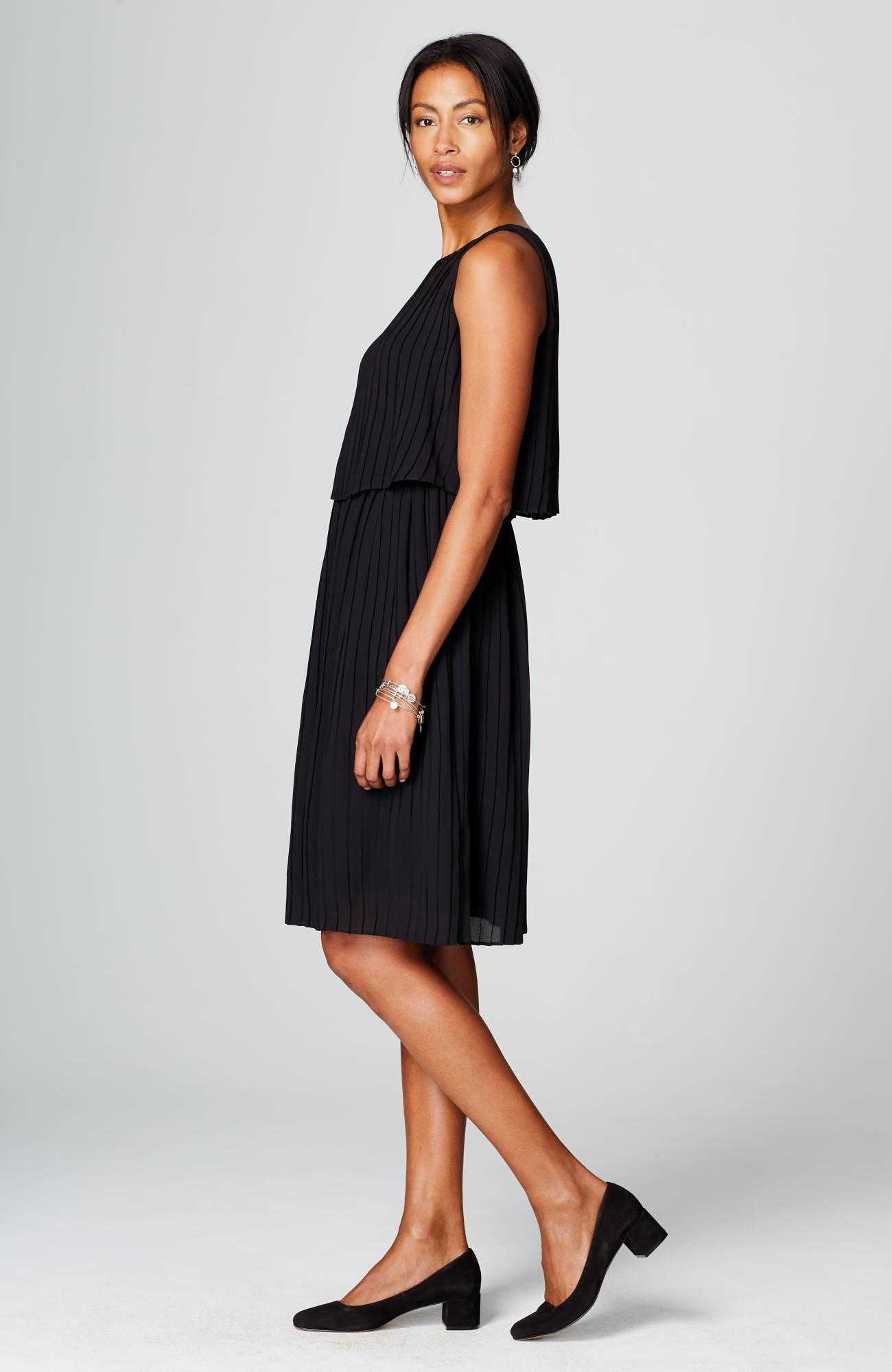 Wearever Layered Dress | JJill