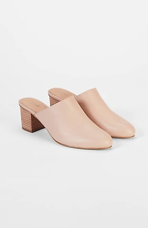 Image for Celeste Block-Heel Mules