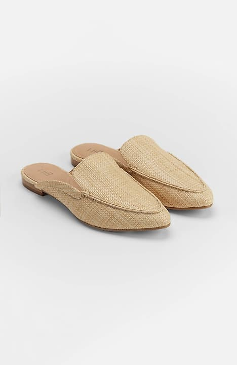 paige loafer mules
