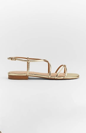Side Image for Giselle Cross-Strap Sandals