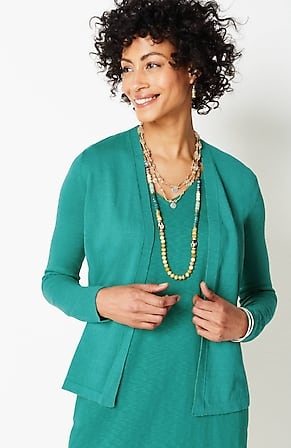 Image for Light Open-Front Cardi