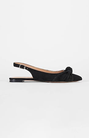 Side Image for Nicolette Sling-Back Flats