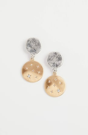 Product Image for Celestial Metals Post Drop Earrings