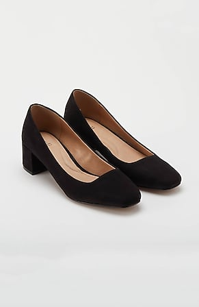 Image for Penelope Block-Heel Pumps