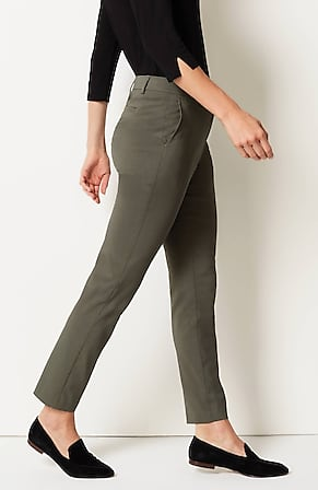 Back Image for Wearever Refined Woven Trousers