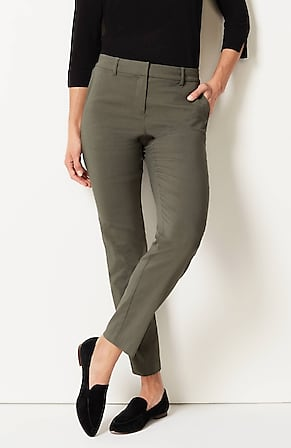 Side Image for Wearever Refined Woven Trousers