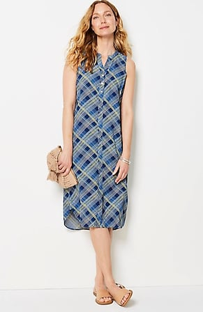 Image for Sleeveless High-Low Dress