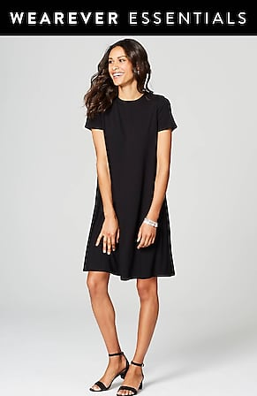 Image for Wearever Perfect T-Shirt Dress