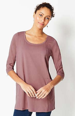 Image for Pure Jill Two-Pocket Knit Tunic