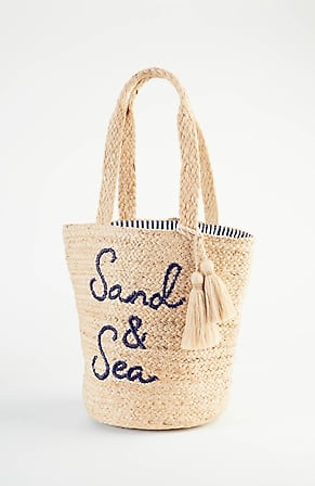 Product Image for Sand & Sea Jute Tote
