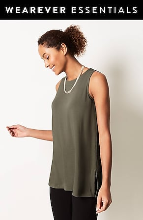 Product Image for Wearever Layering Tank