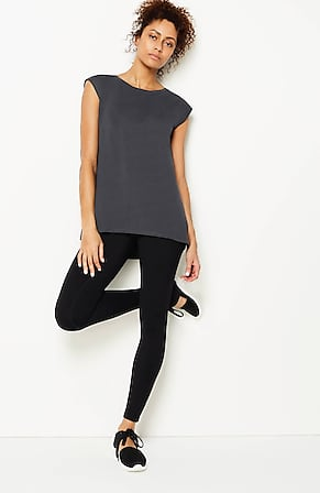 Image for Fit Relaxed A-Line Tee