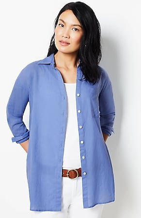 Image for Relaxed One-Pocket Shirt