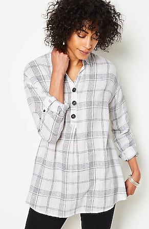 Image for Relaxed Pullover Tunic