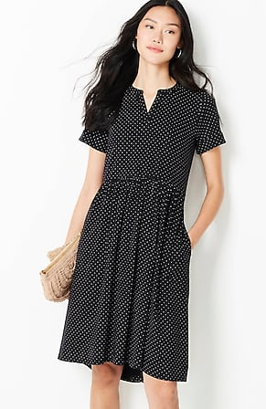 Image for Easy A-Line Knit Dress
