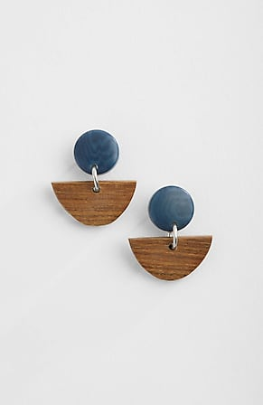 Product Image for Pure Jill Indigo Blues Post Drop Earrings