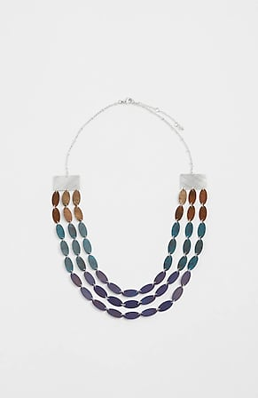Image for Patina Hues Statement Necklace