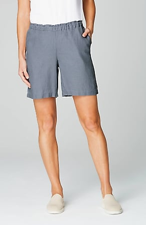 Product Image for Pure Jill Linen Shorts