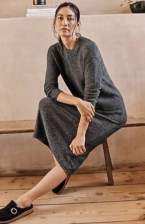 Image for Pure Jill Sweater-Knit Skirt
