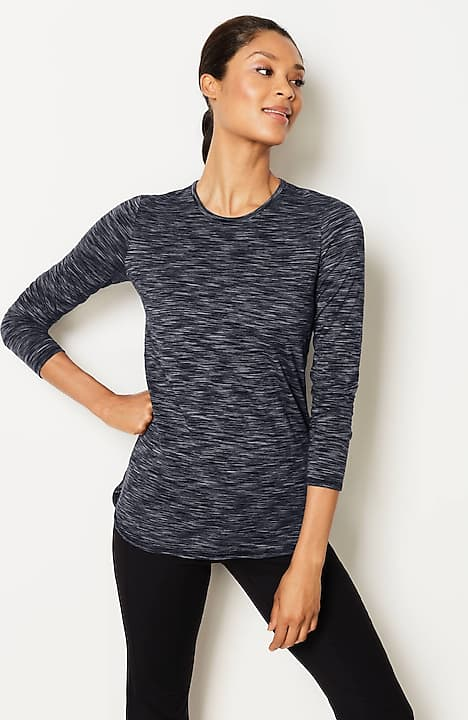 fit performance long-sleeve tee