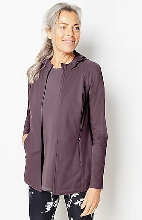 Product Image for Fit Performance Zip-Front Hoodie