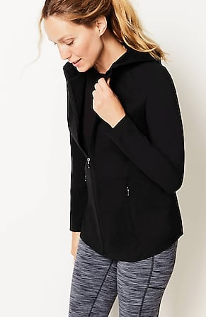 Image for Fit Performance Zip-Front Hoodie