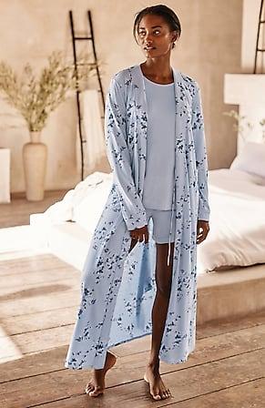 Image for Sleep Ultrasoft Belted Long Robe