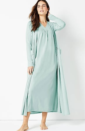 Image for Sleep Ultrasoft Belted Long Robe