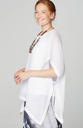 Product Image for Pure Jill Airy Side-Tie Poncho
