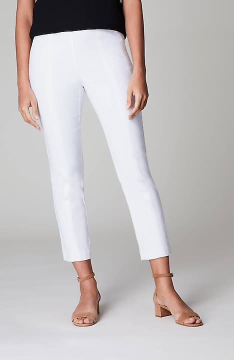 essential cotton-stretch seamed crops