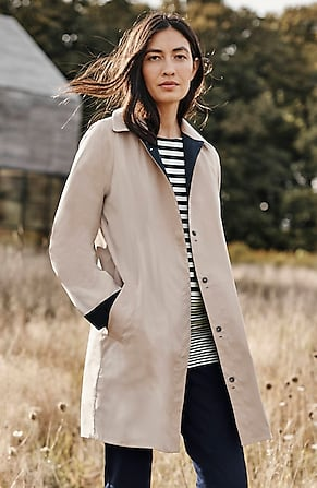 Image for Reversible Trench Coat