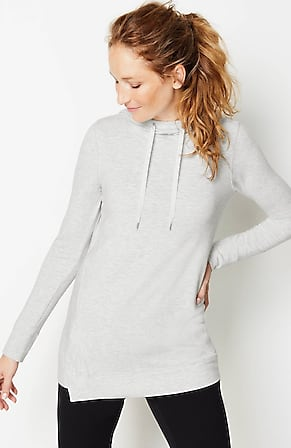 Image for Fit Ultimate-Fleece Drawstring Hoodie