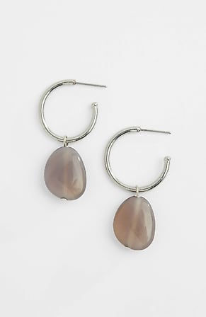 Product Image for Pure Jill Agate Drop Earrings
