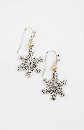Product Image for Let It Snow Drop Earrings