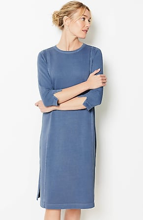 Image for Pure Jill O.G.C. Overdyed Seamed Dress